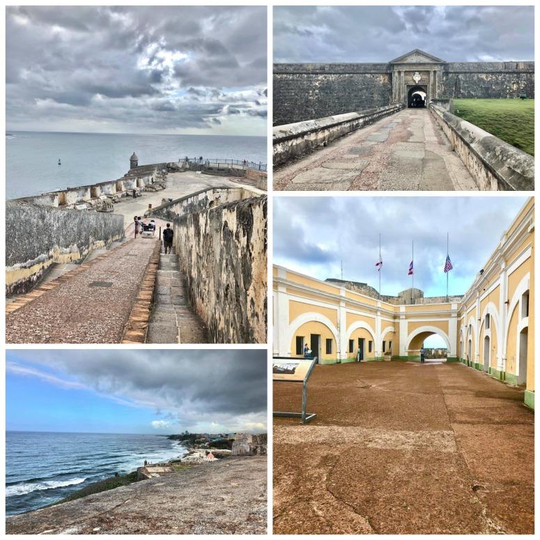 """Castillo San Felipe del Morro aka """"El Morro"""""""
