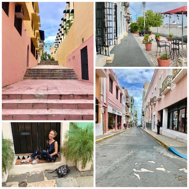 Exploring Old San Juan