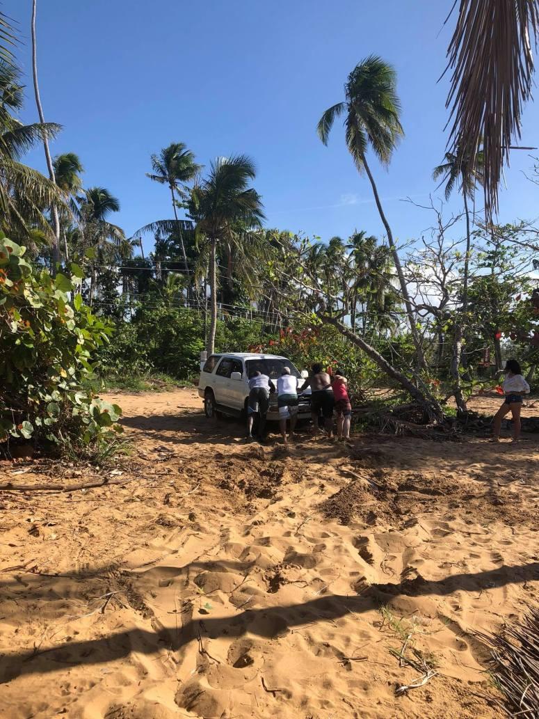 Playa Vacia Talega